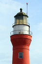 Historic Mayport Florida lighthouse Stock Images