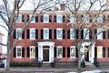 Historic Merchants House in New England Royalty Free Stock Photo