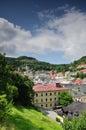 Historic mining town Banska Stiavnica