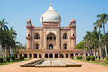 Historic Mughal architecture Stock Photo