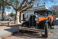 Historic neighborhood in Colonia del Sacramento, Uruguay Royalty Free Stock Photo