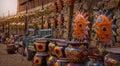 Historic Old Mesilla New Mexico Royalty Free Stock Photo