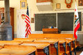 Historic One Room School House Royalty Free Stock Photo