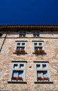 Historic Palace. Spello. Umbria. Royalty Free Stock Photo
