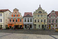The historic part of town Alt Markt. Royalty Free Stock Photo