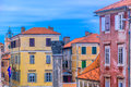 Historic place Zadar in Croatia, Europe. Royalty Free Stock Photo