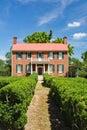 Historic Sandusky House Royalty Free Stock Photo