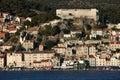Historic town Sibenik, Croatia Stock Images