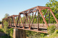 Historic Trestle Train Bridge
