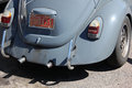 Historic vehicle Volkswagen Beetle Royalty Free Stock Photo