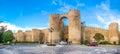 Historic walls of Avila, Castilla y Leon, Spain Royalty Free Stock Photo