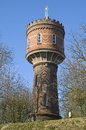 Historic water tower zaltbommel netherlands the was built in early twentieth century by architect jan schotel at the beginning of Stock Images
