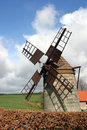 Historic Wind Mill Stock Images