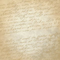 Historical background old paper with copy space Royalty Free Stock Photography