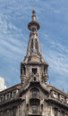 Historical Building Buenos Aires Royalty Free Stock Photos