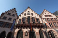 Historical Buildings in Frankfurt Royalty Free Stock Image