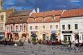 Historical center of Brasov city