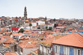 Historical centre of Porto Royalty Free Stock Photos