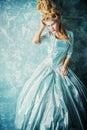 Historical dress Royalty Free Stock Photo