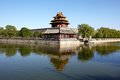 The historical Forbidden City in Beijing 2 Stock Photography
