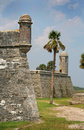 Historical Fort Stock Photography