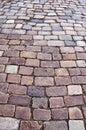Historical granite bricks background Royalty Free Stock Photo