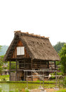 Historical japanese village shirakawa go world heritage japan Stock Photos