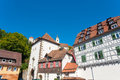 The historical lucifer tower in horb on the neckar also ihlinger gate called black forest baden wurttemberg germany europe Stock Image
