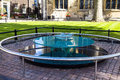 Historical place of executions sentenced to death in the Tower of London Royalty Free Stock Photo