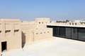 Historisch riffa fort in bahrein Royalty-vrije Stock Fotografie