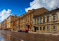 History district of Nizhny Novgorod Stock Images