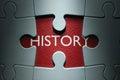 History Royalty Free Stock Photo