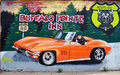 History of williams mural arizona april on route on april in arizona Stock Photography