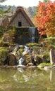 Historyczna idzie shirakawa wioska Obrazy Stock
