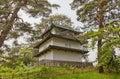 Hitsujisaru Turret of Hirosaki Castle, Hirosaki city, Japan