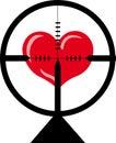 Hjärtamål Arkivfoton