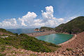Hk high island reservoir very nice landscape Stock Images