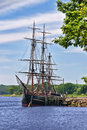 HMS Bounty Royalty Free Stock Image