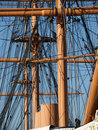 HMS Warrior Royalty Free Stock Image