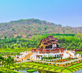 Ho kham luang in chiang mai province of thailand Stock Photography