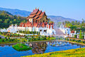 Ho kham luang in the north of thailand Royalty Free Stock Images