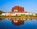 Ho kham luang in the north of thailand Stock Photo
