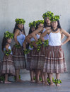 Ho olaule a pacific islands festival henderson nevada sep dancers with traditional dress performs hawaiian dance in the rd annual Royalty Free Stock Image