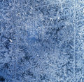 Hoarfrost texture Royalty Free Stock Photo