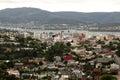 Hobart - Tasmania Royalty Free Stock Photo