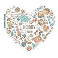 Hobby poster