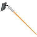 Hoe industrial a tool for mixing mortar and work in agriculture Stock Images