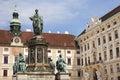 Hofburg Palace Stock Images