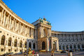 Hofburg palace palace located vienna austria has housed some most powerful people european austrian history including habsburg Stock Photography