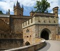 Hohenzollern Castle Royalty Free Stock Photo